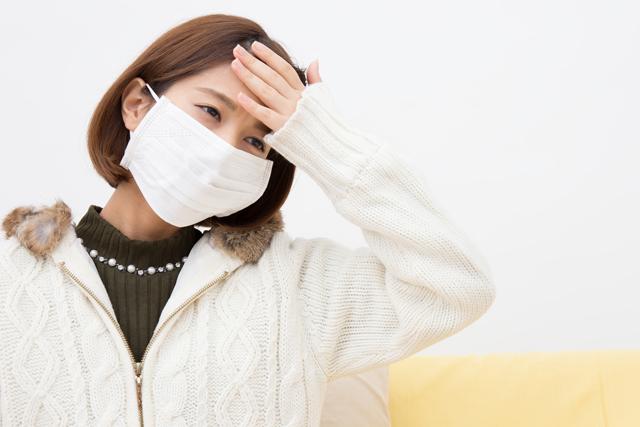 年末 年始 インフルエンザ に かかっ たら