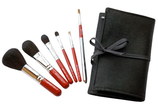 熊野の化粧筆セット
