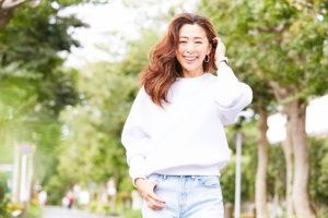 第2回 ファッションモデル/ヨガインストラクター/ファッションディレクター 野沢和香さん