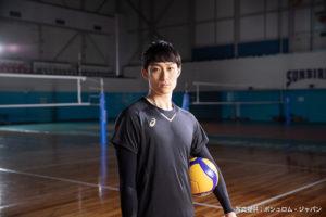 第3回 バレーボール 柳田将洋 選手 インタビュー