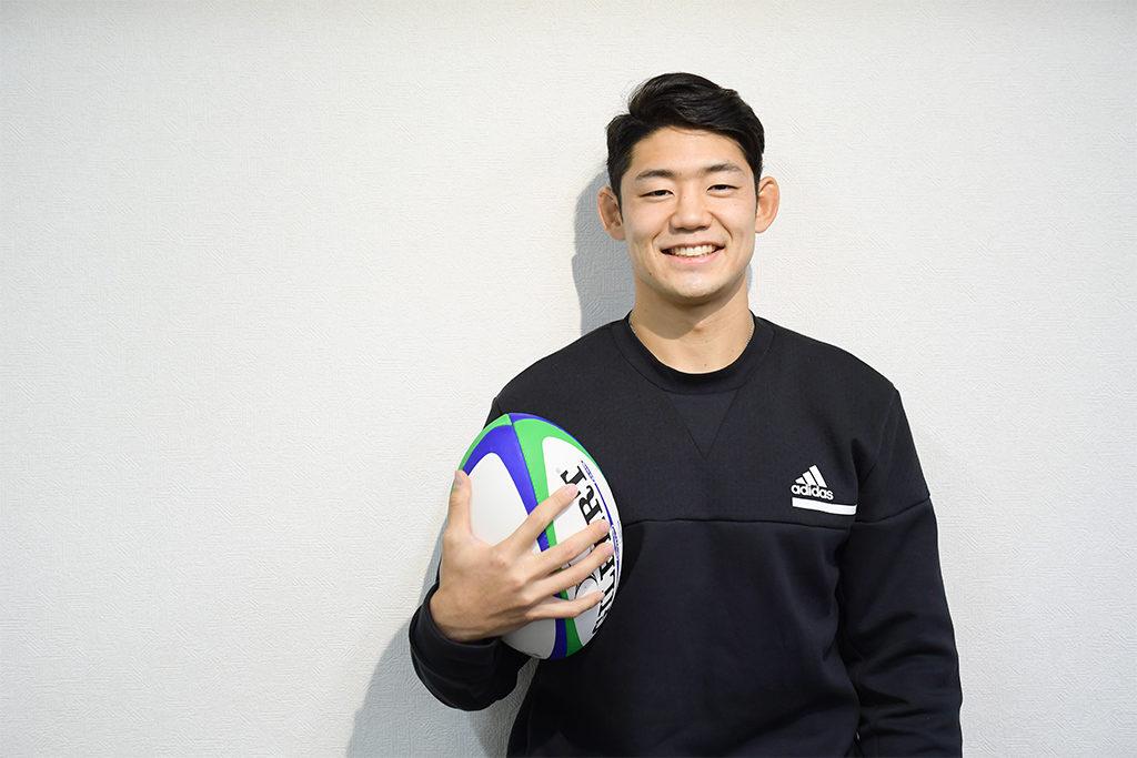 第4回 ラグビー 藤田慶和 選手 インタビュー