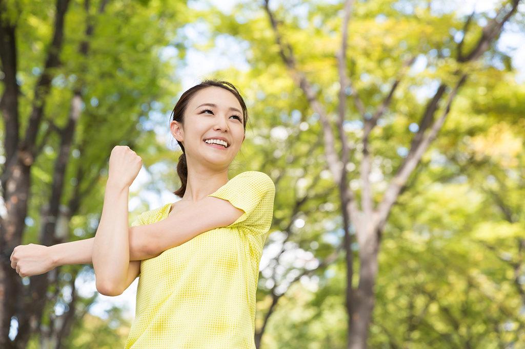身体と心のウォーミングアップ!動ける身体づくりのスタートを切ろう!!
