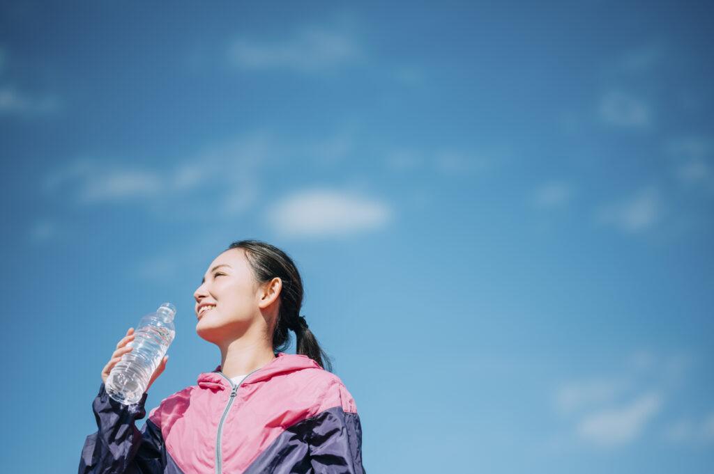 正しい水分補給で夏のトレーニング!下半身強化メソッド&ランニングスタート!
