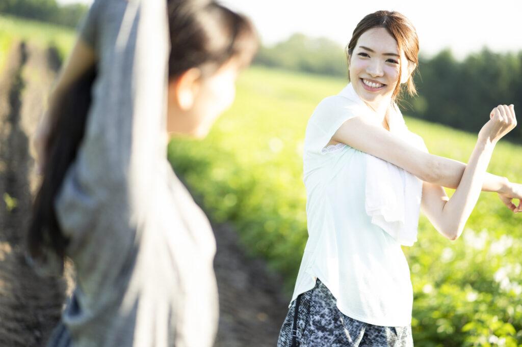 夏休みは『家族や友人と一緒に楽しむ』トレーニング!!