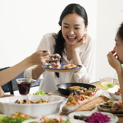 ビタミン&ミネラルがポイント!食欲の秋を満喫しながらダイエット♪