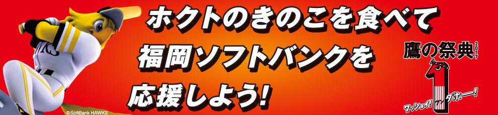 九州・沖縄エリアキャンペーン 福岡ソフトバンクホークスを応援しよう!