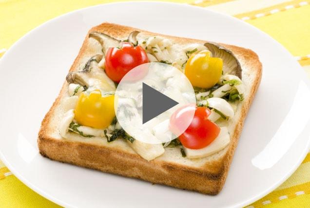 きのこで菌活レシピチャンネル
