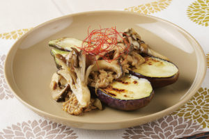 今月のおすすめきのこで菌活レシピ